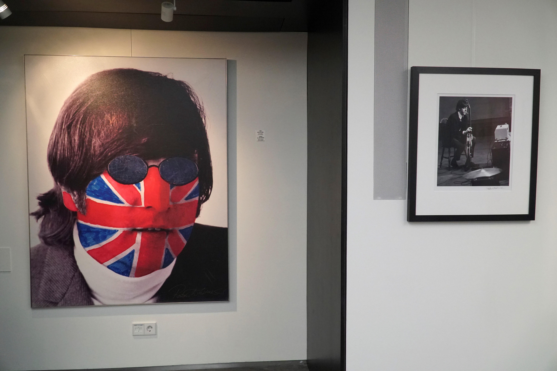 Exposición fotográfico muestra un lado nunca antes de visto de los Beatles. (Foto Prensa Libre: EFE)