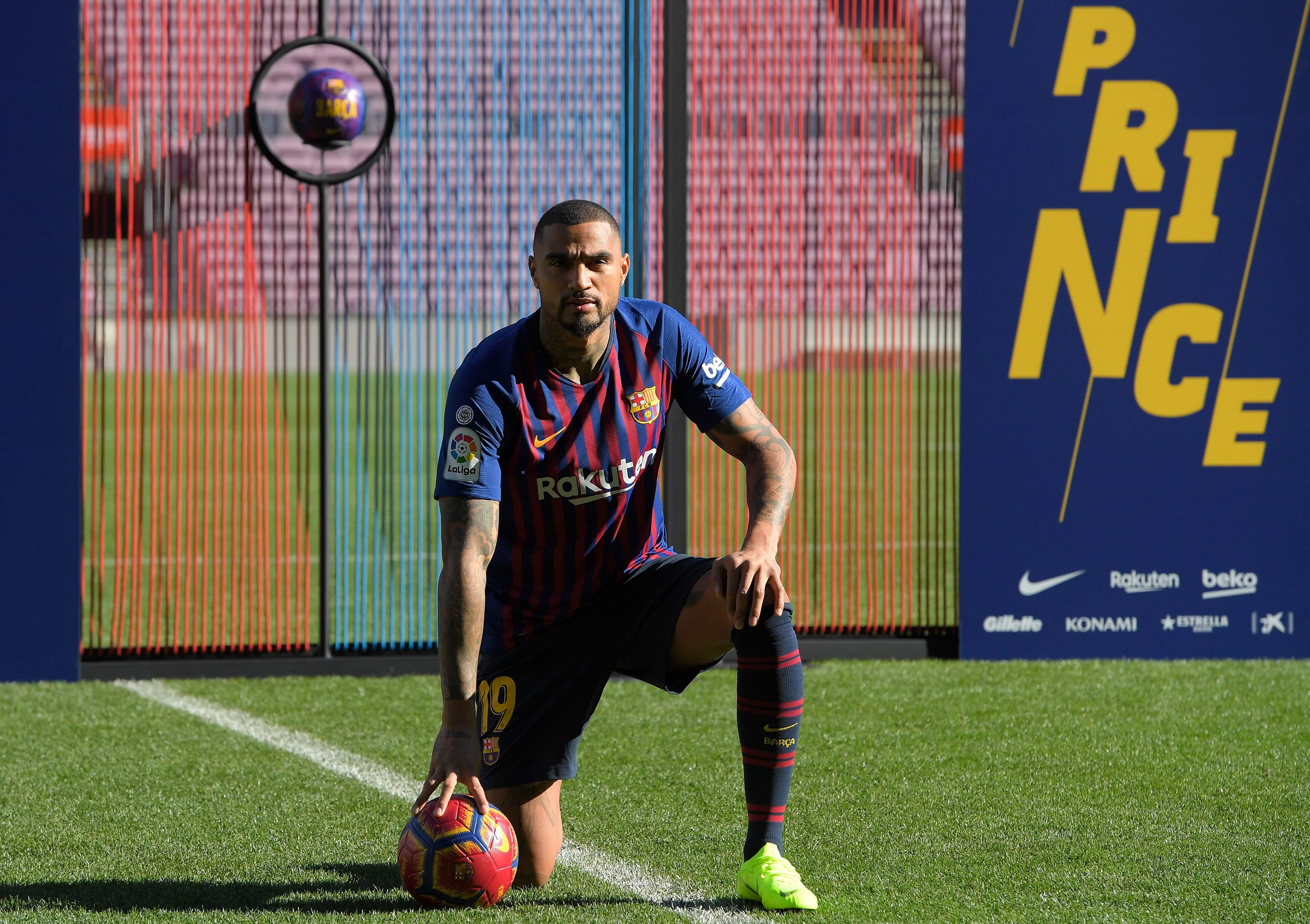 Boateng está listo y emocionado por esta nueva etapa en su carrera. (Foto Prensa Libre: AFP)