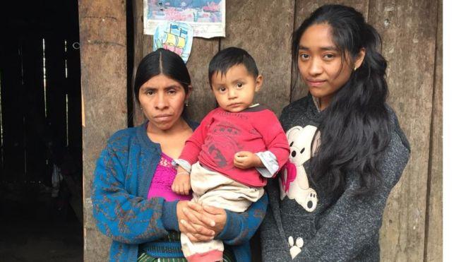 Catarina Alonzo asegura que su hijo quería migrar a Estados Unidos para tener la oportunidad de estudiar.