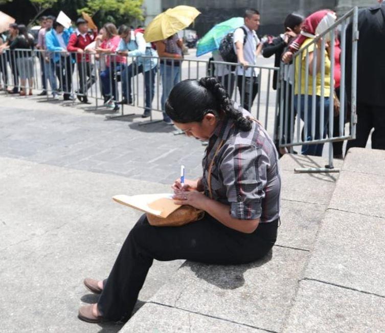 """La Feria del Empleo """"En Tu Zona"""" estará presente en cinco puntos del departamento de Guatemala durante enero y febrero. (Foto Prensa Libre: Hemeroteca)"""