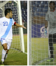 """Carlos """"el Pescado"""" Ruiz le anotó a Keylor Navas, en la visita del portero del Real Madrid en el 2012. (Foto Prensa Libre: Hemeroteca PL"""