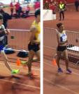 En el Gran Premio de Bratislava Érick Barrondo y Mirna Ortiz destacaron en las pruebas de 5 y 3 kilómetros respectivamente. (Foto Prensa Libre: Tomada del Cog)