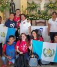 Durante esta semana varios grupos de jóvenes guatemaltecos han llegado a Panamá para participar en la JMJ. (Foto Prensa Libre: @jmjpenonome).