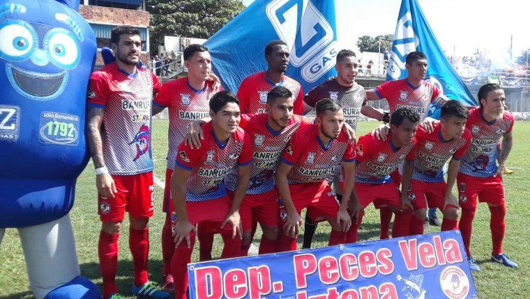 Deportivo Iztapa superó a Cobán Imperial y se acerca a los primeros lugares. (Foto Prensa Libre: La Red)