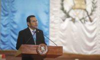 Sectores consideran que el presidente Morales no cumplió con sus ofrecimientos (Foto Prensa Libre: Hemeroteca PL)