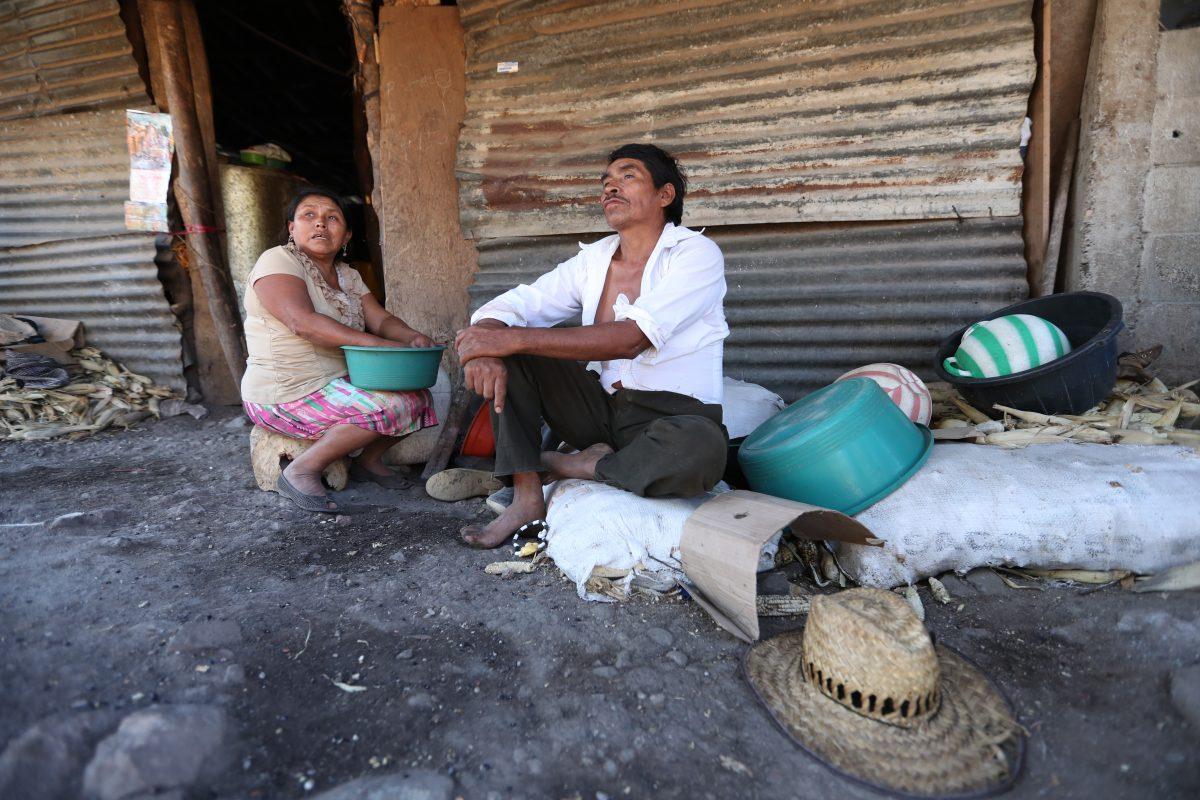 Familias afectadas por canícula no recibieron ayuda del Maga