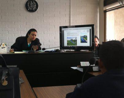 Juicio de extinción por casa de Waldemar Lorenzana se traslada a Izabal