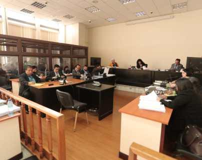 Tribunal se prepara para dictar sentencia en el juicio del caso Lavado y Política