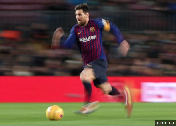 Messi rompe otro récord
