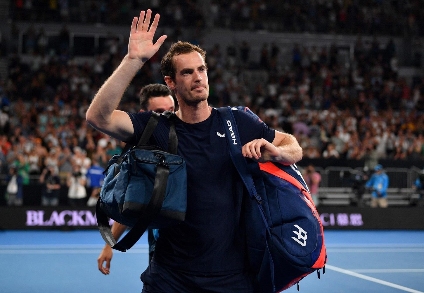 Murray se despide en Australia