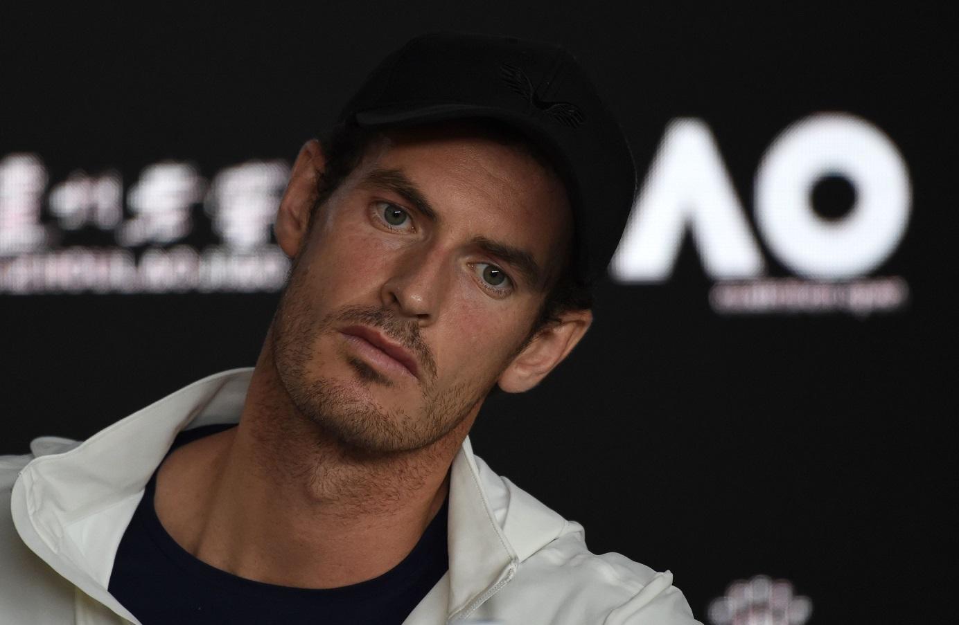 Murray se despide de Australia