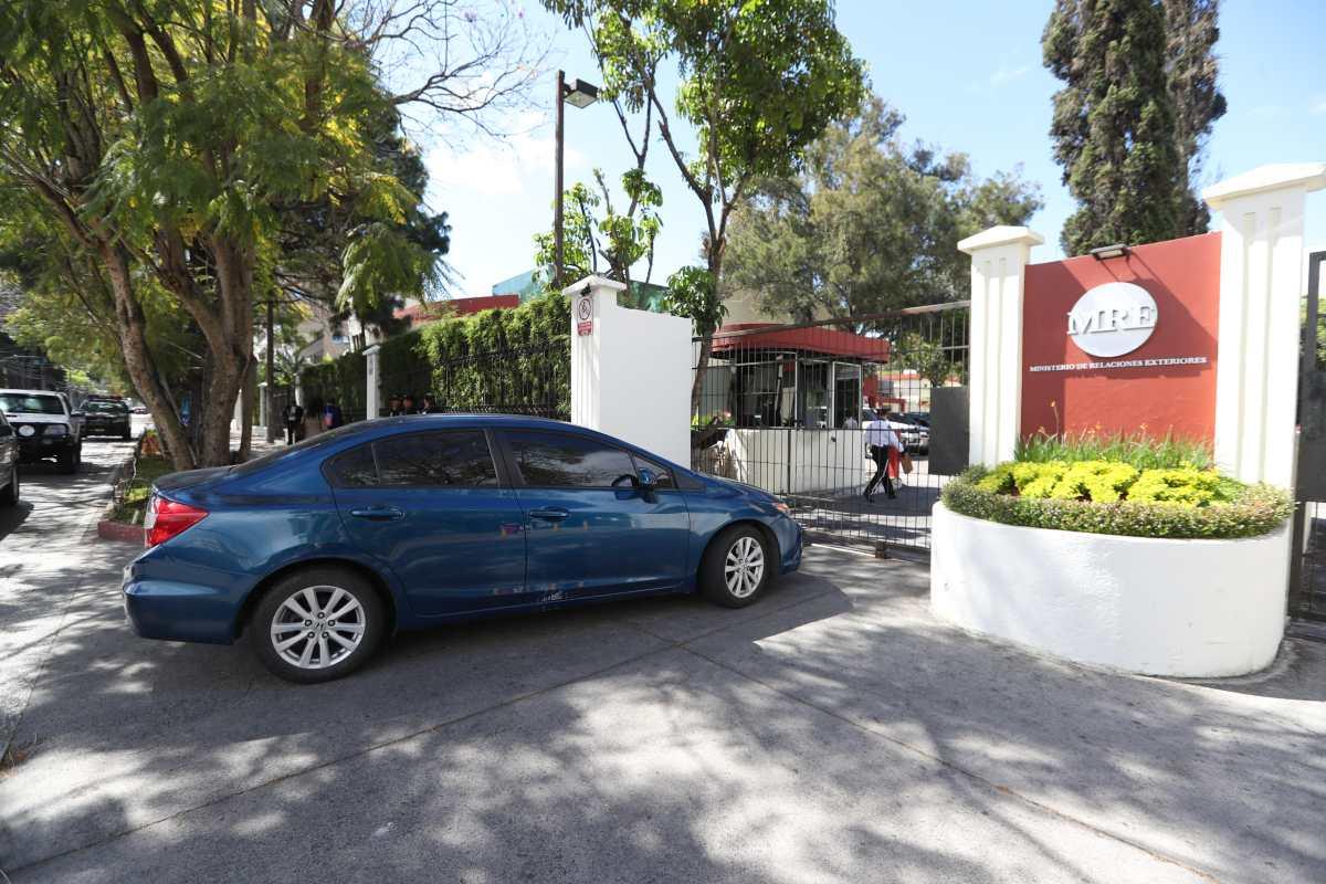 Embajadas de Guatemala costaron Q92.5 millones en el 2019