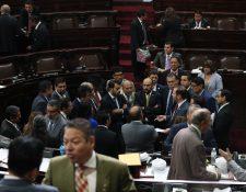 Los bloques legislativos tendrán un acercamiento con los aspirantes a contralor  General de Cuentas a partir de esta semana. (Foto Prensa Libre: Hemeroteca PL)
