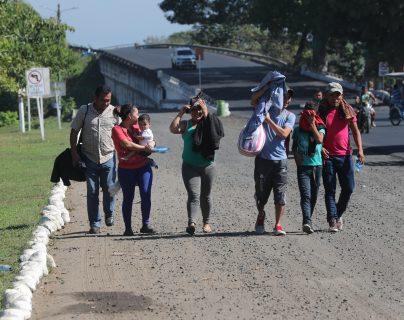 Guatemala analiza protocolo para atención digna a migrantes centroamericanos