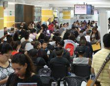 Una falla informática en el Renap habría puesto en riesgo la información de los guatemaltecos, por lo que el MP ya abrió una investigación al respecto. (Foto Prensa Libre: Hemeroteca PL)