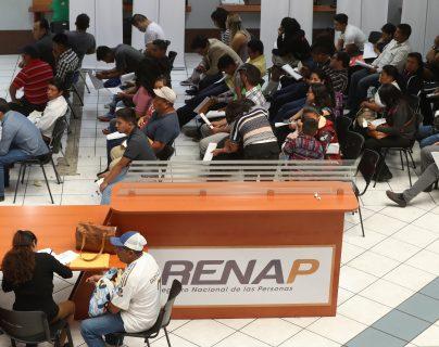 Proponen que los certificados de Renap también tengan vigencia indefinida