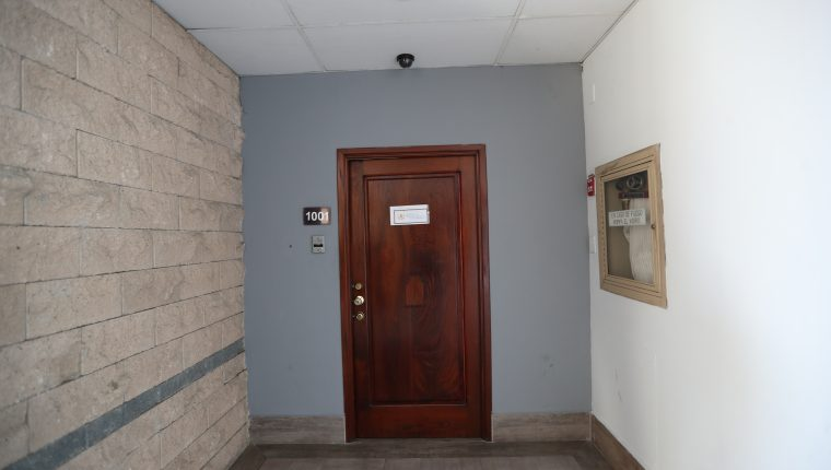 Sede de Conamigua, ubicada en la zona 10 capitalina. Esa entidad es la que menos ha ejecutado el presupuesto en este año. (Foto Prensa Libre: Hemeroteca PL)