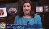Norma Torres, congresista de EE.UU. (Foto Prensa Libre: Hemeroteca PL)