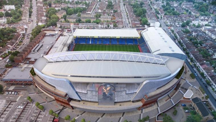 hogar en ingles El Club Ingls Crystal Palace Refugia En Su Estadio A