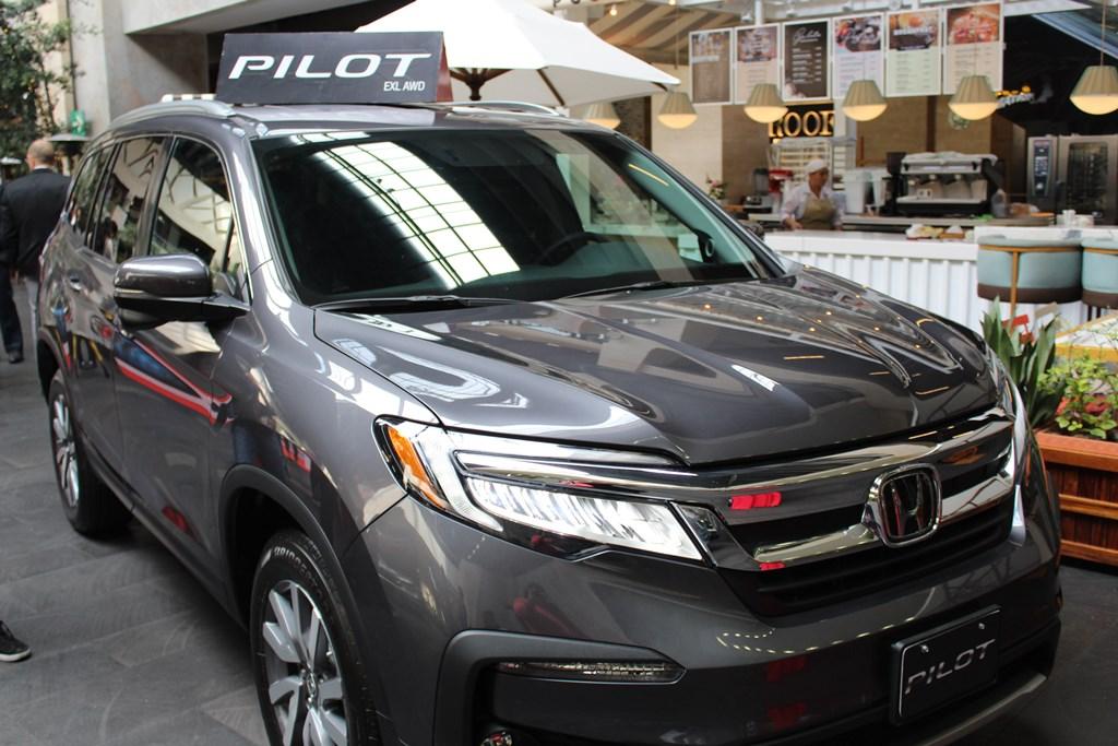 Honda lanza la nueva Pilot 2019