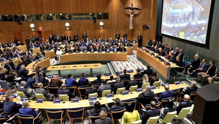 La crisis de la Cicig ha tenido eco en el mundo (Foto Prensa Libre: Hemeroteca PL)