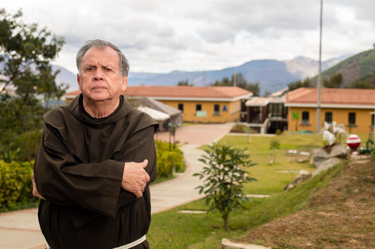 Fray Guillermo Bonilla sentó las bases para fundar las Obras Sociales del Santo Hermano Pedro, en Antigua Guatemala
