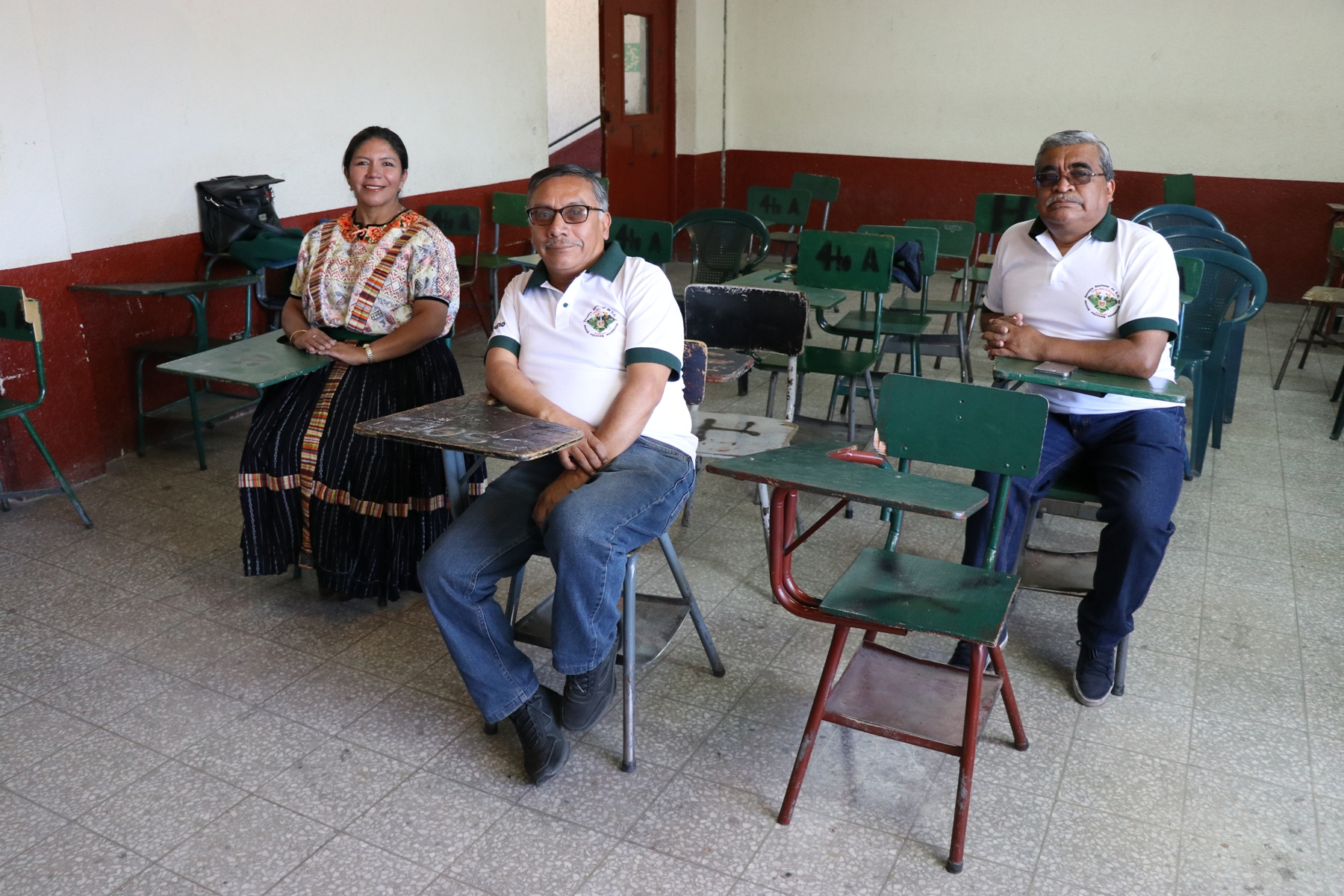 Exalumnos se reunirán en diferentes actividades para revivir anécdotas en la escuela. (Foto Prensa Libe: María Longo)