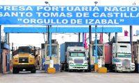 El crédito perdido iba a ayudar a implementar procesos más eficientes y que evitaran la corrupción en aduanas. (Foto Prensa Libre: Hemeroteca PL)