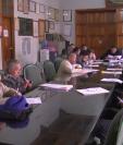 Concejales tendrán para este 2019 un incremento en sus ingresos, medida probada en reunión de Concejo. (Foto Prensa Libre: María Longo)