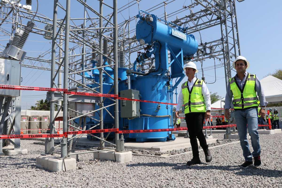 Las tres obras de transmisión que abastecerán electricidad a Escuintla y Santa Rosa
