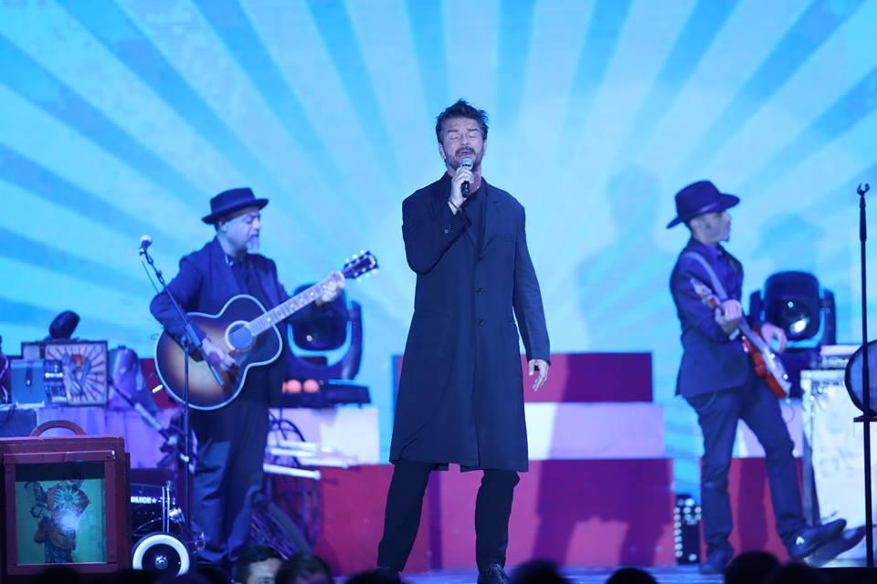 Hoy, 19 de enero el cantautor nacional cumple 55 años de edad.  (Foto Prensa Libre: Keneth Cruz)