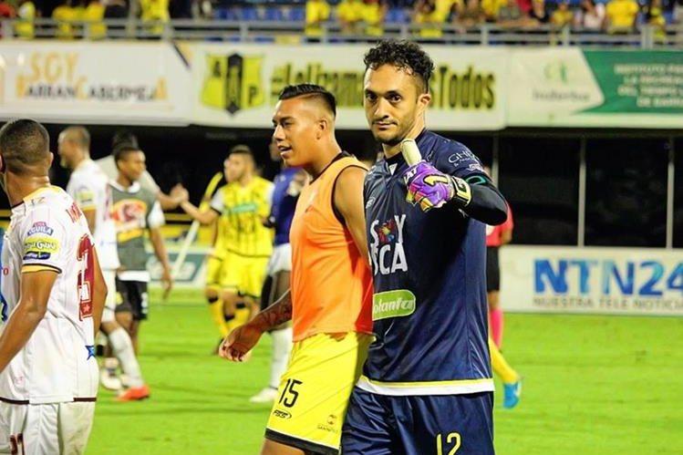 Alianza Petrolera de Ricardo Jerez da el primer golpe en fase semifinal del Clausura colombiano