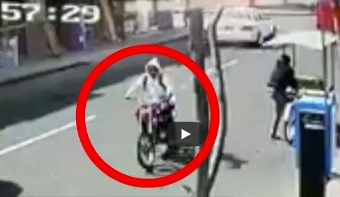 Mario Adán Pineda Mayorga, alias el Payaso, fue visto escapar de la zona 7. (Foto Prensa Libre: Cortesía)