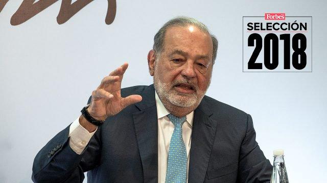 Carlos Slim, Presidente de Grupo Carso. (Foto Prensa Libre: Forbes México).