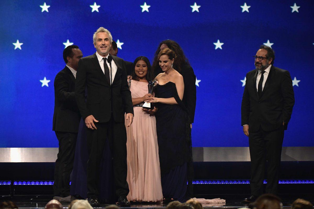 """""""Roma"""" es la gran ganadora en los premios Critics' Choice Awards 2019"""