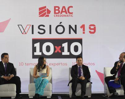 BAC Credomatic realiza 5 edición de VISIÓN 19 10×10