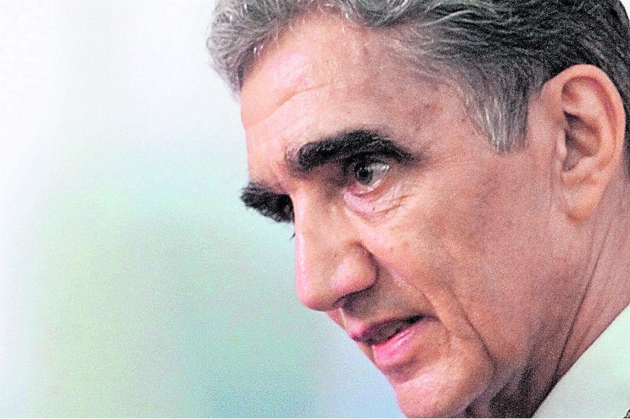 El dramaturgo Víctor Hugo Cruz murió esta mañana por causas naturales (Foto Prensa Libre: Hemeroteca PL)