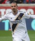 Zlatan Ibrahimovic quiere la revancha con el Galaxy y buscará el título en la temporada 2019. (Foto Prensa Libre: Hemeroteca PL)