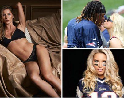 Las novias de los jugadores de la NFL son profesionales exitosas en la moda, modelaje y deporte. (Foto Prensa Libre: TodoDeportes)