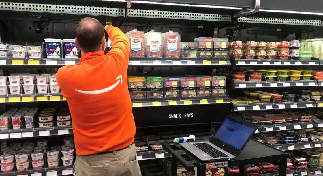 ¿Qué es y cómo funciona Amazon Go, el supermercado sin cajeros?