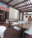 La pastelería Anfora abrió su primer restaurante en Cardales de Cayalá. (Foto Prensa Libre: Juan Diego González)