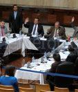 Los decanos de Derecho son mayoría en las postuladoras para fiscal general. (Foto Prensa Libre: Hemeroteca PL)