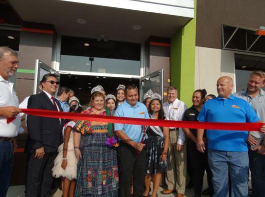 El restaurante que está localizado en el 1414 N.W. 23rd St. en Oklahoma City estará abierto los siete días de la semana. (Foto Prensa Libre: Consulado de Guatemala en Oklahoma)