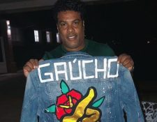 Roberto de Assis Moreira, hermano de Ronaldinho. (Foto Prensa Libre: Instagram @ronaldinho)