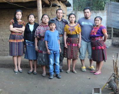 Familia Cúmez Algua es ejemplo de sacrificio y lucha