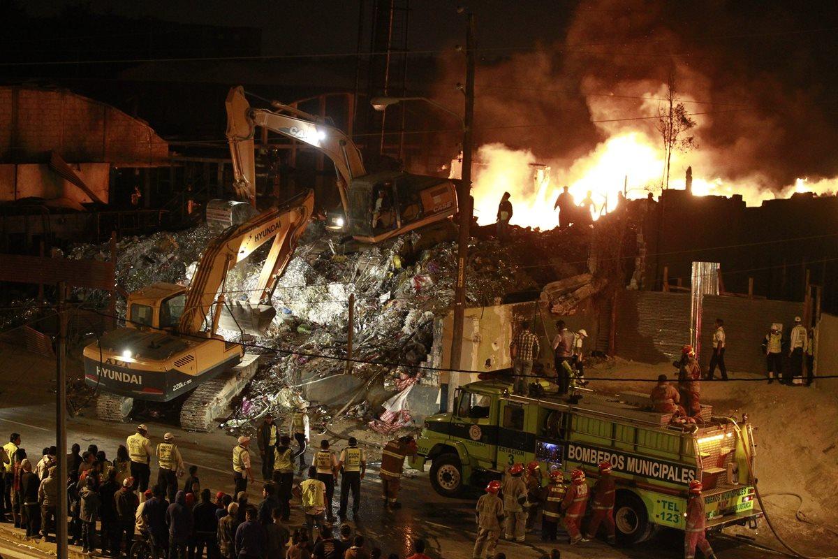 Incendio en recicladora, zona 7: El peligro se siente pero ¿qué podemos hacer?