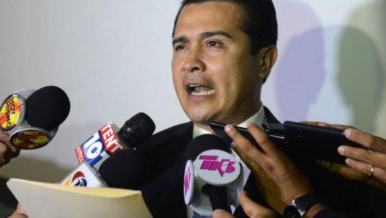 Juan Antonio Hernández, hermano del presidente hondureño, Juan Orlando Hernández, señalado por narcotráfico por al Distrito Sur de Nueva York. (Foto: Hemeroteca PL)