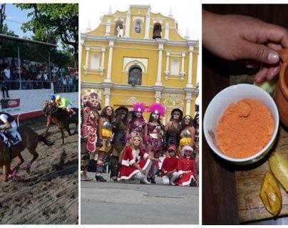 Distintas tradiciones se celebran en Navidad, en Guatemala. (Foto Prensa Libre: Corresponsales)