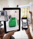 El comercio en realidad aumentada y realidad virtual está empezando, pero eso no ha impedido que los minoristas se lleven algunos conceptos bastante futuristas para las tecnologías. (Foto Prensa Libre: www.fotografiaecommerce.com)