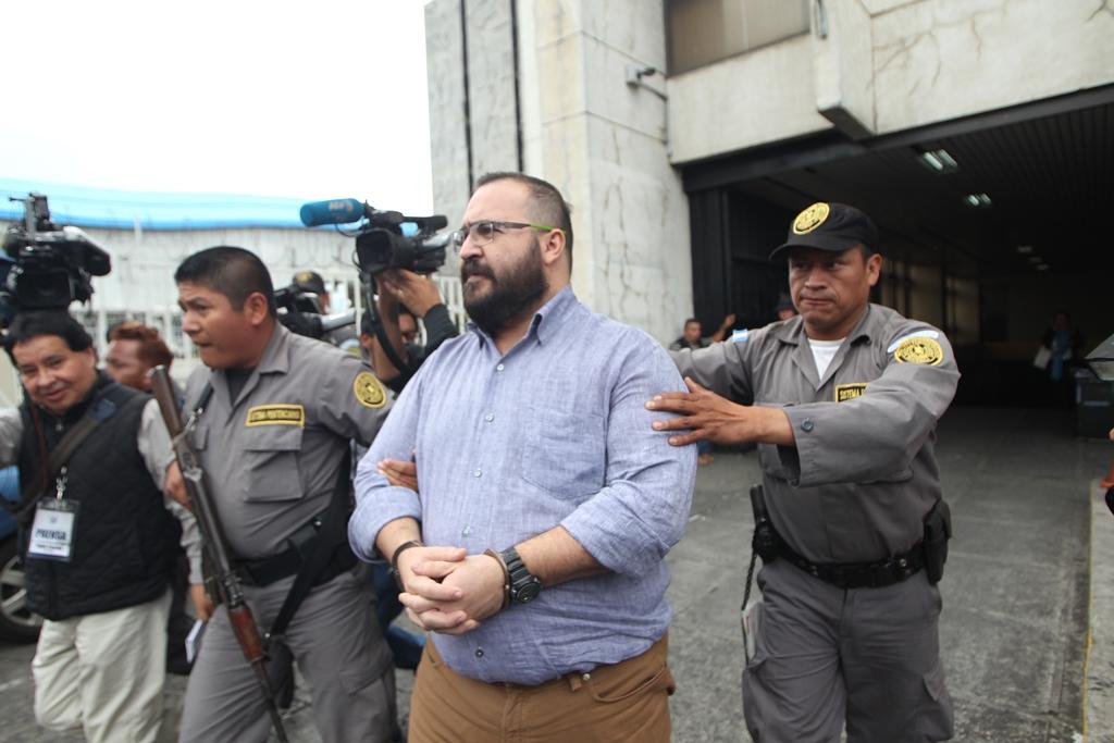 Javier Duarte: Extradición a México puede ser en cualquier momento